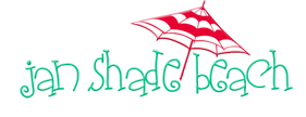 Logo Jan Shade Beach