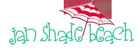 Logo Jan Shade Beach