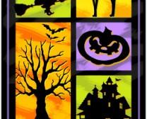 H 17 A Halloween flag website