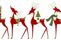 Reindeer Row