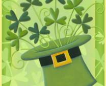 St. Patricks Day Flag